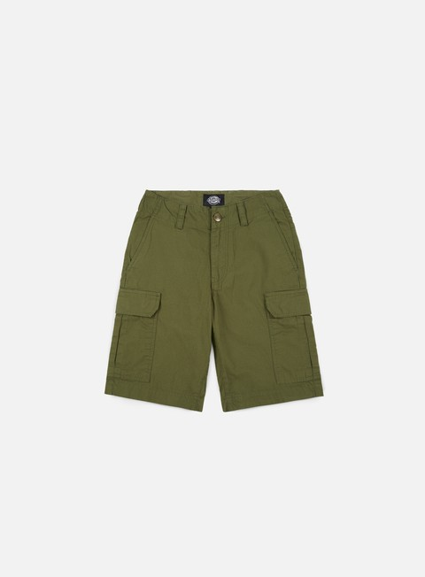 pantaloni dickies new york combat short dark olive