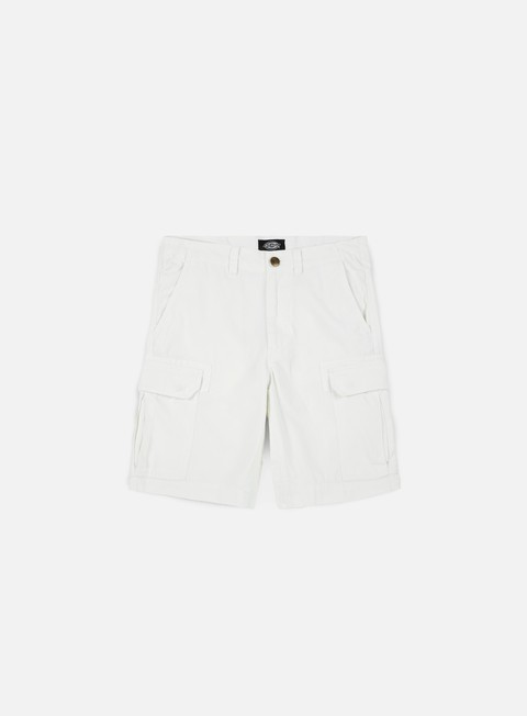 pantaloni dickies new york combat short white
