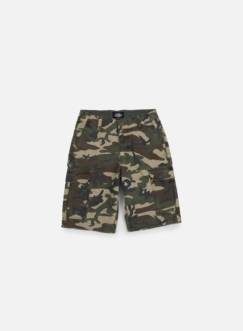 pantaloni dickies new york short camouflage