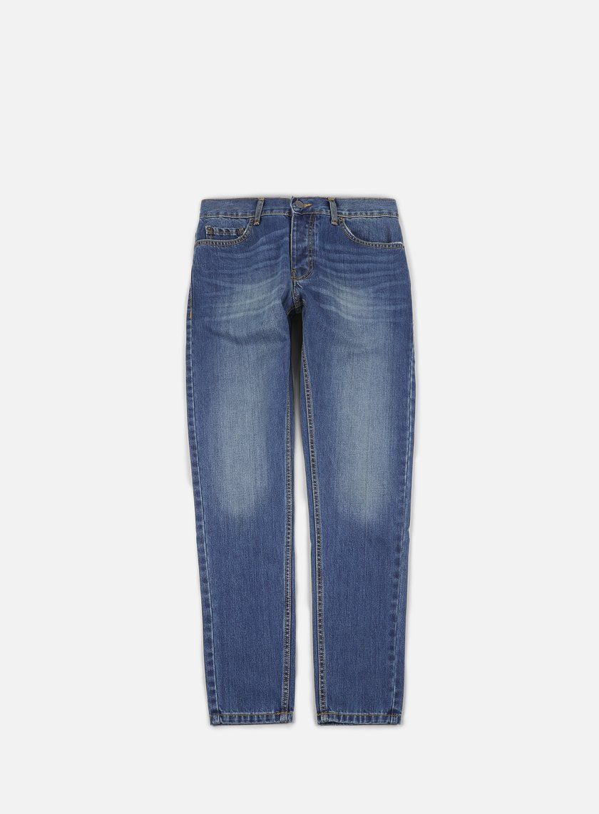 Dickies - North Carolina Denim Pant, Mid Blue