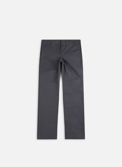 Dickies - Slim Straight Work Pant, Charcoal 1