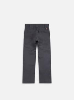 Dickies - Slim Straight Work Pant, Charcoal 2