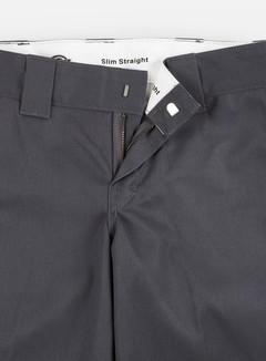 Dickies - Slim Straight Work Pant, Charcoal 3