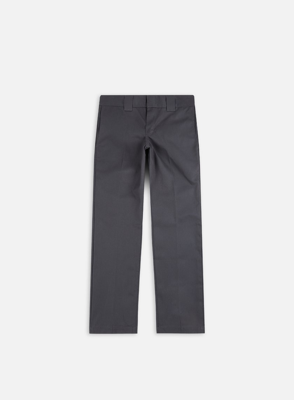 Dickies - Slim Straight Work Pant, Charcoal