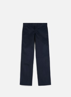 Dickies - Slim Straight Work Pant, Dark Navy
