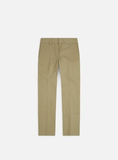 Dickies - Slim Straight Work Pant, Khaki 1