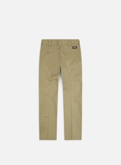 Dickies - Slim Straight Work Pant, Khaki 2