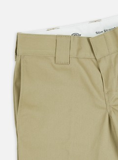 Dickies - Slim Straight Work Pant, Khaki 4