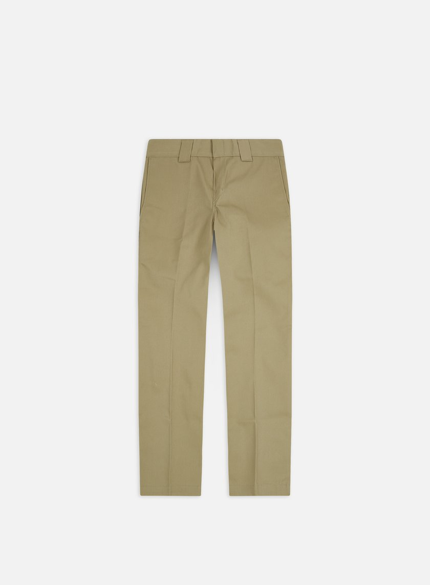 Dickies - Slim Straight Work Pant, Khaki
