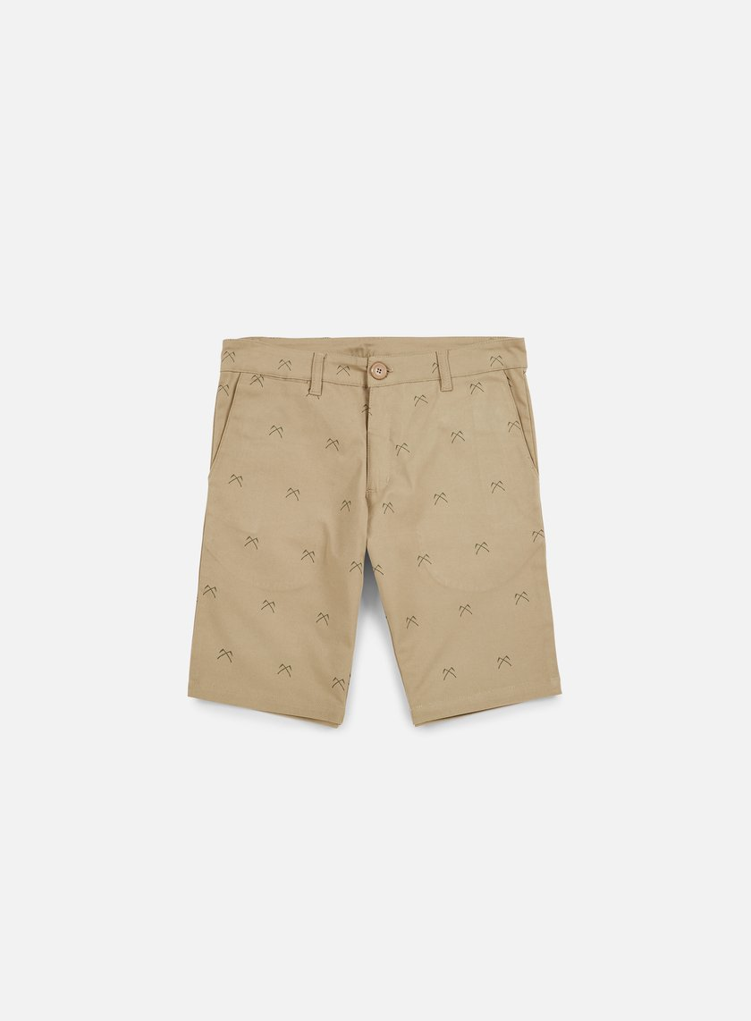 Doomsday - Crossed Sickels Chino Short, Beige