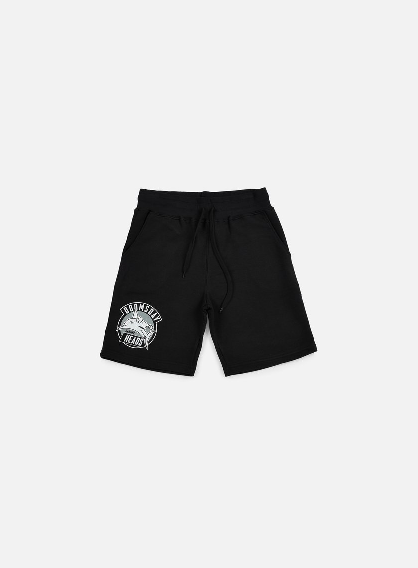 Doomsday - Heads Sweat Short, Black
