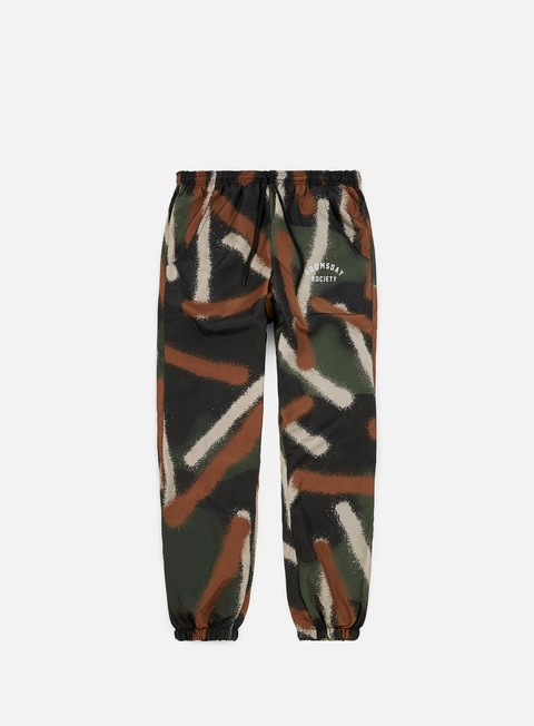 Sweatpants Doomsday Spray Camo Pants