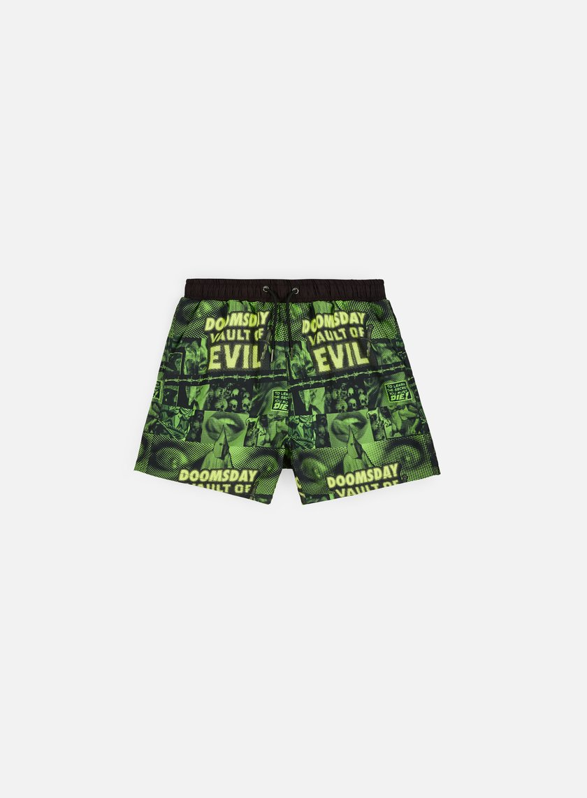 Doomsday Vault Of Evil Boardshort