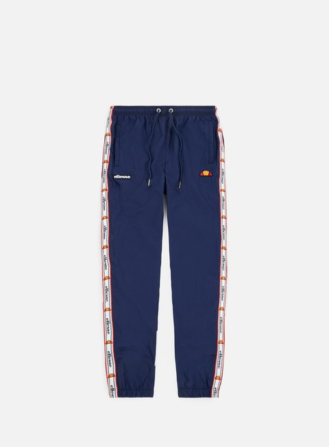 pantaloni ellesse avico track pant dress blues