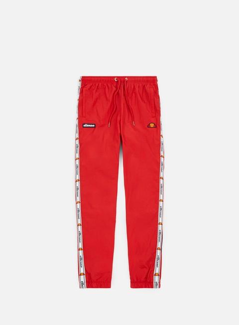 pantaloni ellesse avico track pant red