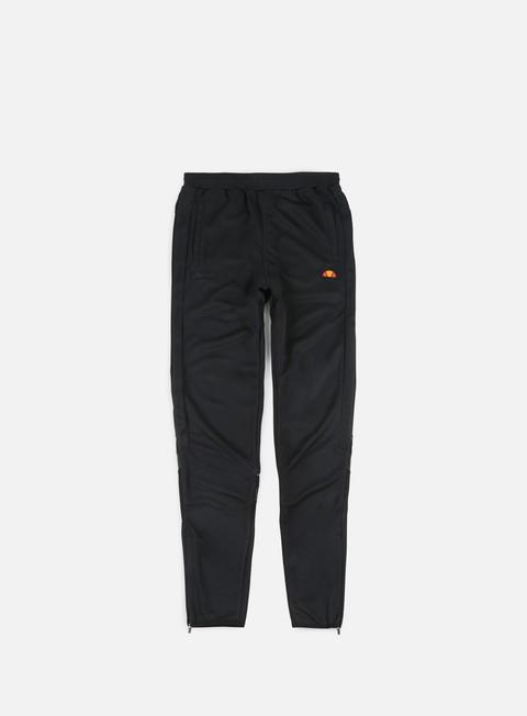 pantaloni ellesse buono track pant anthracite