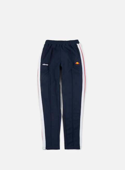 pantaloni ellesse casse track pant dress blues