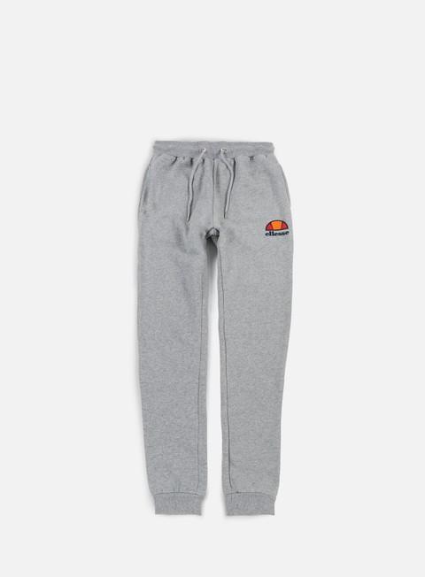 pantaloni ellesse ovest jog pant athletic grey marl