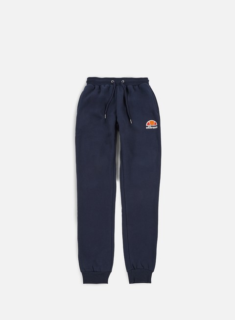 pantaloni ellesse ovest jog pant dress blues