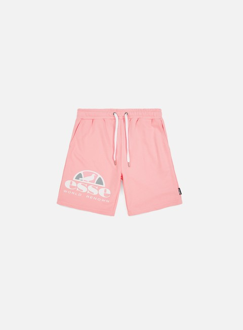 pantaloni ellesse staple charlton short candy pink