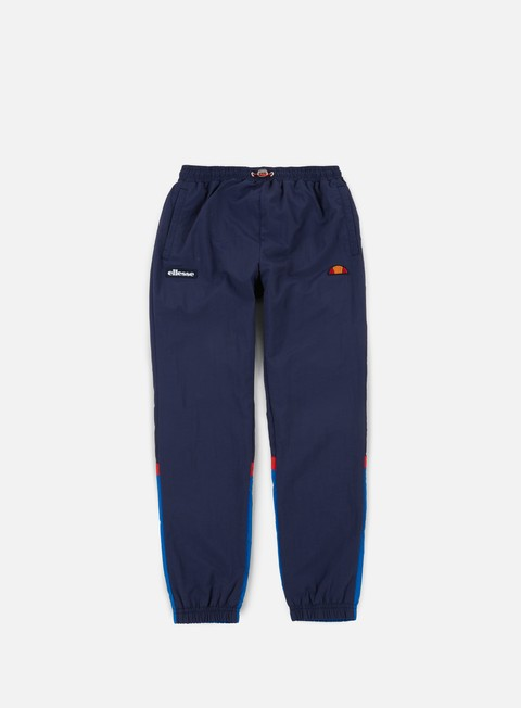 pantaloni ellesse surin track pant classic blue dress blues