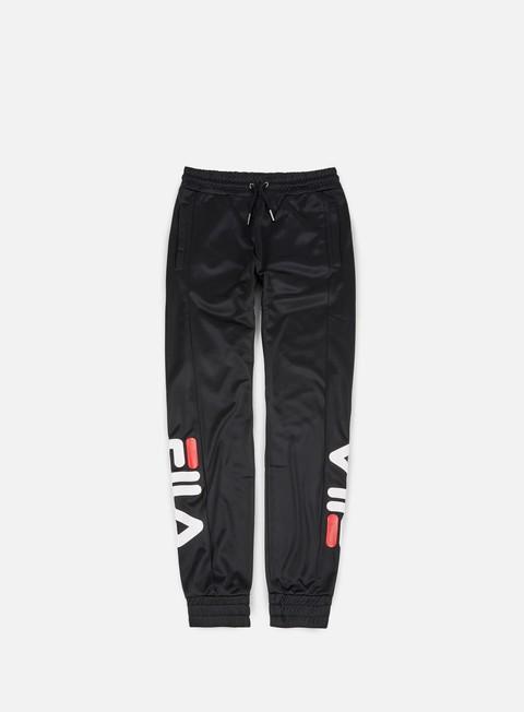 pantaloni fila allcot track pants black