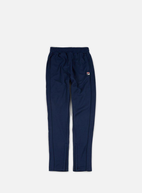 Fila - Bianchi Track Pants, Peacoat