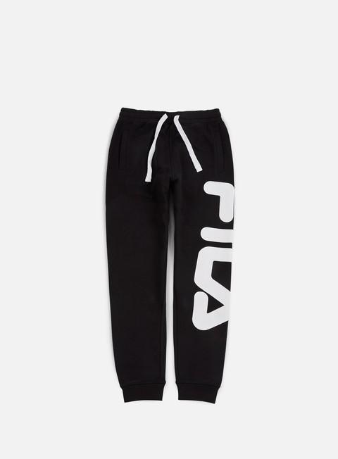 pantaloni fila classic pant black