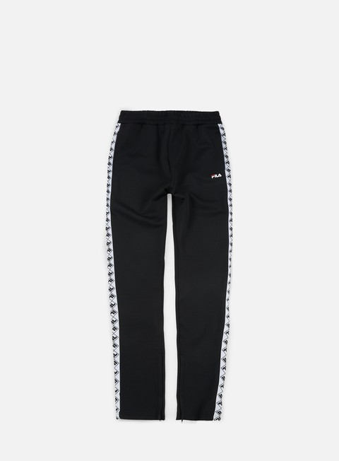 pantaloni fila declan sweat pant black