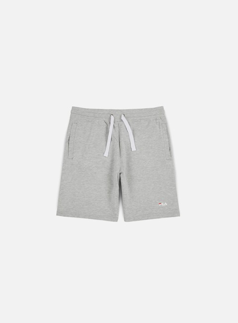 pantaloni fila hit short light grey