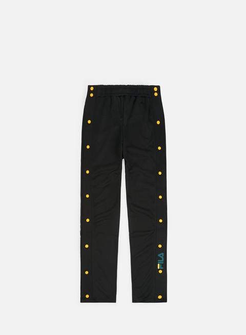 pantaloni fila jay full tearaway pant black