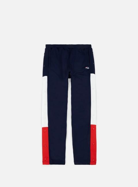 pantaloni fila marcus track pants peacot