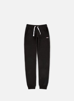 Fila - Slim Pant, Black 1