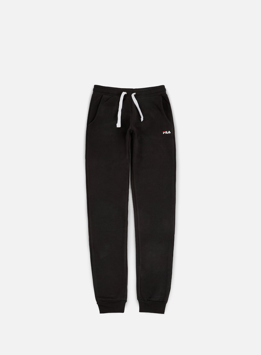 Fila - Slim Pant, Black