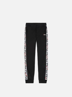 Fila - Tadeo Tape Sweat Pant, Black