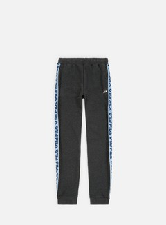 Fila - Tadeo Tape Sweat Pant, Dark Grey Melange