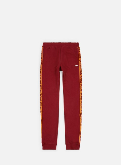 Outlet e Saldi Tute Fila Tadeo Tape Sweat Pant