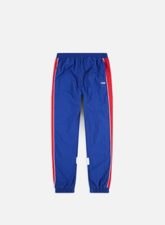 Fila - Valerij Track Pant, Mazarine Blue/True Red/Bright White