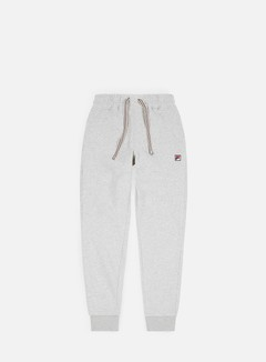 Fila - Visconti Essential Sweatpants, Light Grey Marl