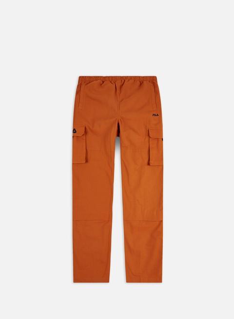 Outlet e Saldi Pantaloni Lunghi Fila Walker Cargo Pant