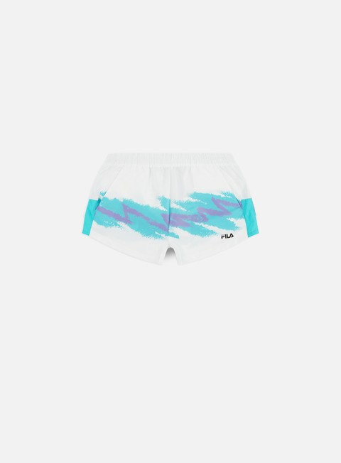 Sale Outlet Shorts Fila WMNS Brianna Woven Shorts