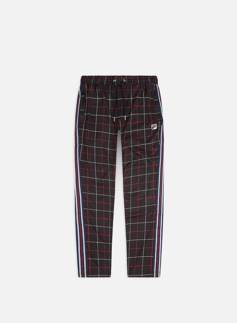 Sale Outlet Sweatpants Fila WMNS Winta Aop Track Pant