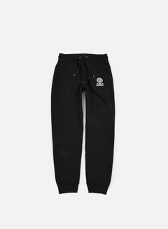 Franklin & Marshall - Classic Fleece Pants, Black 1