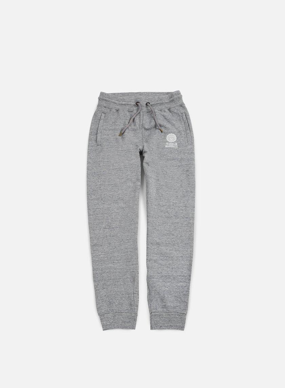 Franklin & Marshall - Classic Fleece Pants, Sport Grey