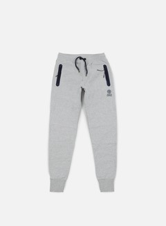 Franklin & Marshall - Fleece Pants, Grey Melange 1