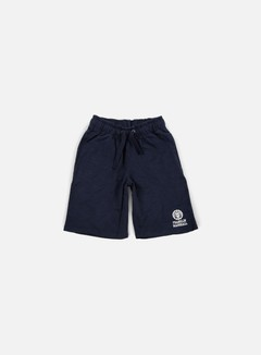 Franklin & Marshall - Fleece Short, Navy 1