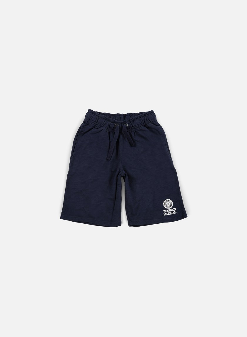 Franklin & Marshall - Fleece Short, Navy
