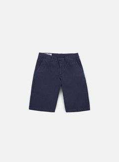 Franklin & Marshall - Leo Short, Uniform Blue 1