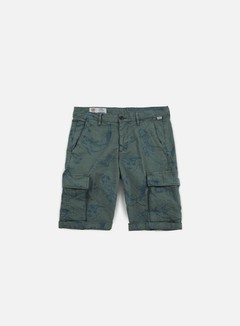 Franklin & Marshall - Roberts Short, Aloha Ivy Green 1