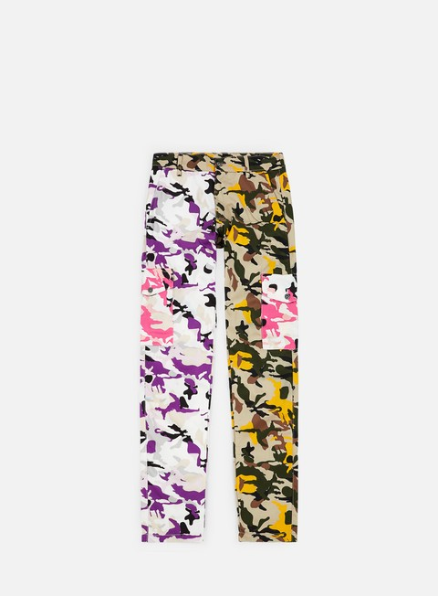 Outlet e Saldi Pantaloni Lunghi Franklin & Marshall Sfera Ebbasta Textile Cargo Pants